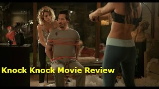 Download Video Knock Knock (Green Inferno mini review) Movie Review MP3 3GP MP4