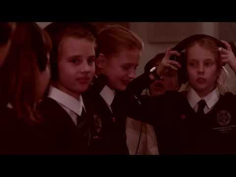 Whyte Horses  'The Snowfalls' feat. St. Bart's Choir