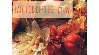 Falling in love with debt freedom- motivation