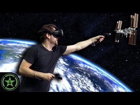 VR the Champions - Escape the Space Station
