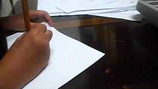 How to Draw a wedding gown