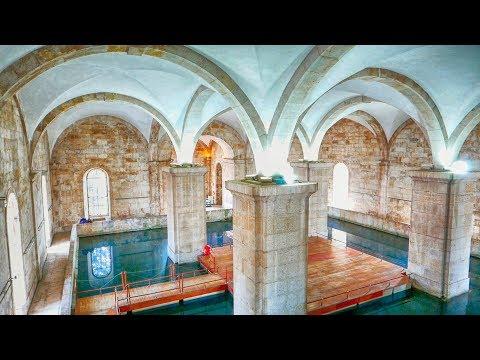 Amoreiras Cistern in Lisbon - A Hidden Gem