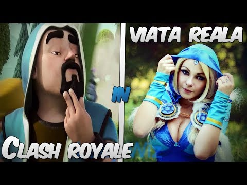 Clash Royale in Viata Reala 2 !