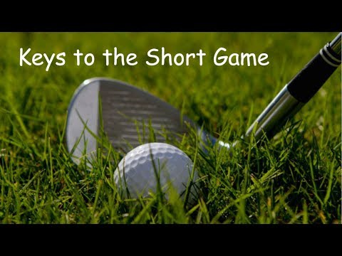 Keys to a Successful Golf Short Game