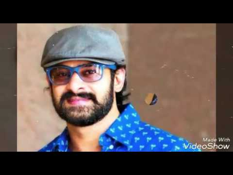 Actor Prabhas Latest Photos