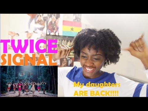 Thumbnail: TWICE (트와이스) - SIGNAL MV REACTION