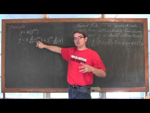 Derivatives of logarithmic functions khan
