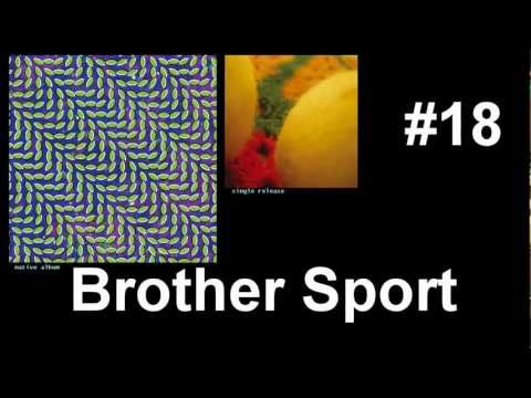 Top 20 Animal Collective songs