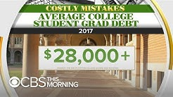 What to consider before taking on student loan debt