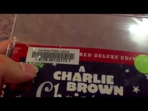 A Charlie Brown Christmas VHS and DVD Comparison Video