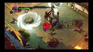 Sacred 3 GOLD - PC Game 2015 Gameplay