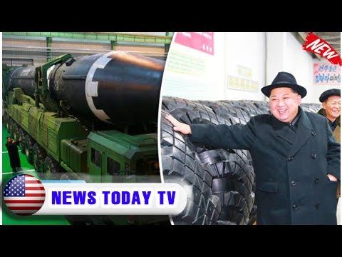 North korea workers told to make more mobile missile launcher in world war 3 preparation   News Tod