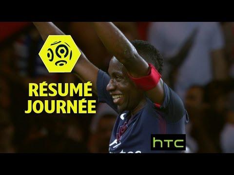 Résumé de la 32ème journée - Ligue 1 / 2016-17