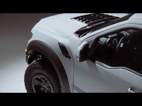 Промо-ролик пикапа Ford F-150 Raptor 2017 модельного года