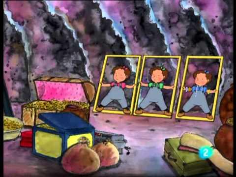 Tres Mellizas Ali-Baba y los cuarenta ladrones
