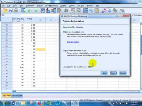 license key for spss 24