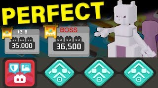 I GOT A PERFECT MEWTWO IN POKEMON QUEST!