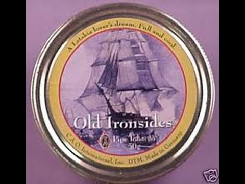 Old Ironsides - recenze