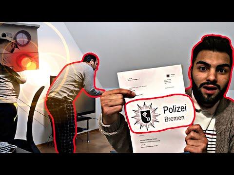 GEBLITZT von der POLIZEI PRANK an KURDISCHEN VATER 😱 ( ESKALIERT EXTREM 😰 )