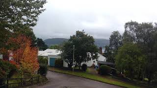 Gambar cover Nevis range view - from the airbnb host in fort William