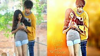 picsart cb editing tutorial 2017 picsart lovely couple picsart photo manipulation tutorial