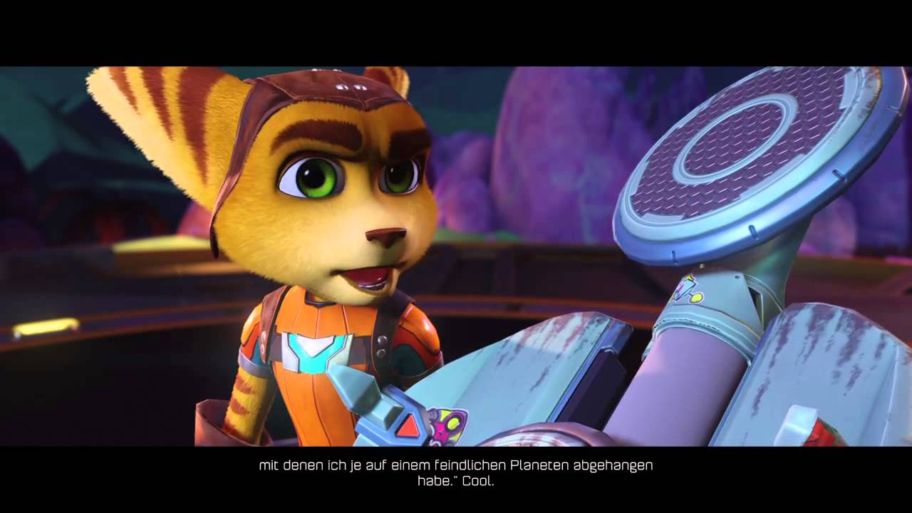 Ratchet And Clank Stream German