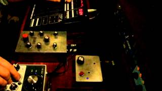 Disciples Tests Benidub Delay at the Backyard Studio UK - Dub Revolution stylee !!