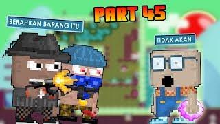 Kisah Kakak Adik New Series part 45   GROWTOPIA INDONESIA