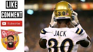 Jack lb: outside linebacker & pass rusher