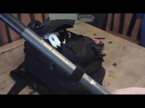 Radio Go Bag Bug Out Bag Portable Amateur Radio Station