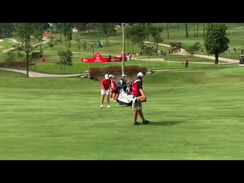 LPGA HSBC WOMEN'S WORLD CHAMPIONSHIP 2018 SENTOSA SINGAPORE DAY 3