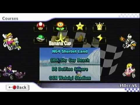 Mario Kart Wii 1: Red Turtle Shell Fail