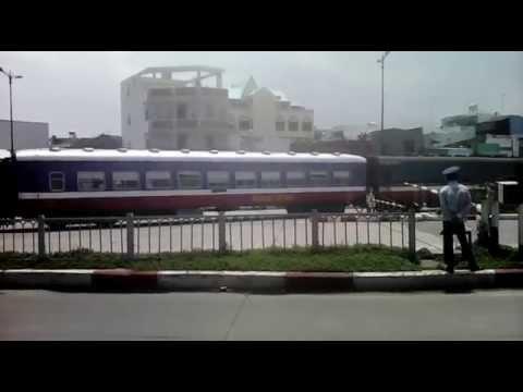 Tàu lửa, tàu hỏa, tau hoa, tau lua, tàu hỏa Sài Gòn - Hà Nội