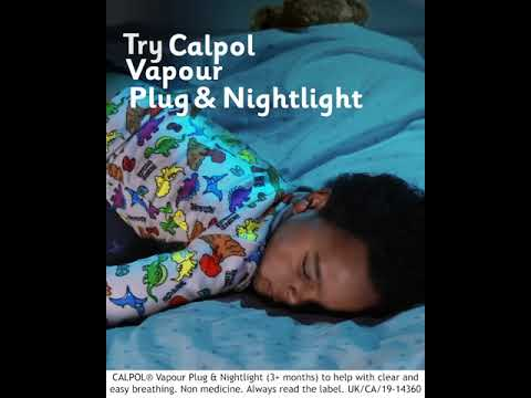 3 months plus Calpol Vapour 5 Refill Pads Laveneder /& Chamomile