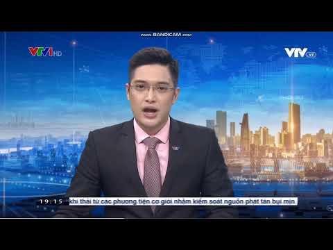 Thời sự VTV1 19h đưa tin về Ngày hội Khởi nghiệp Quốc gia 2019 của HSSV theo Đề án 1665