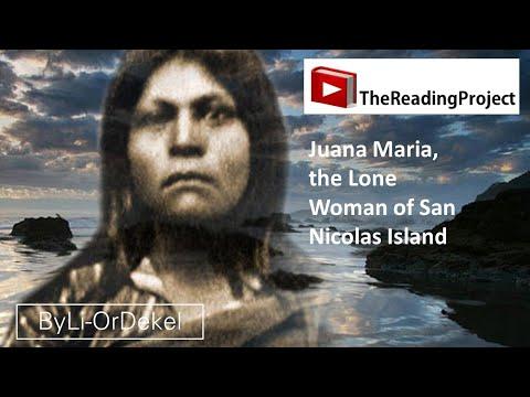The Women of San Nicolas