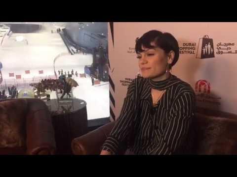 Jessie J interview - 19 Jan 2017