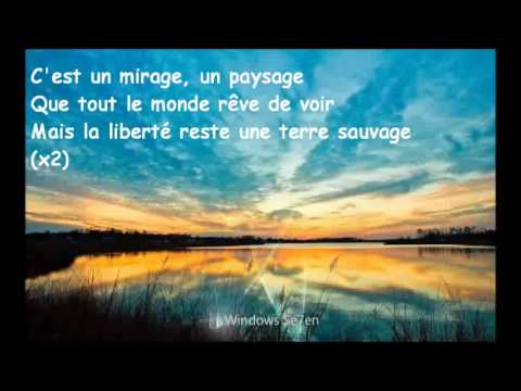 Tal - La liberté - Paroles