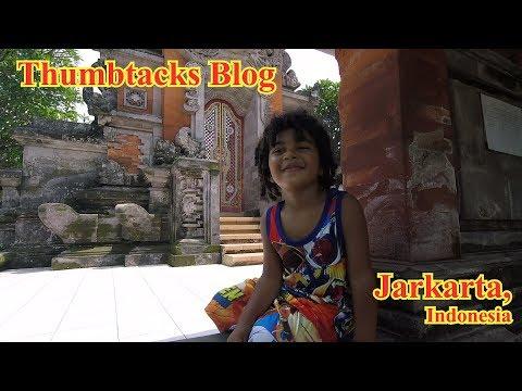 Jakarta, Indonesia - Thumbtacked