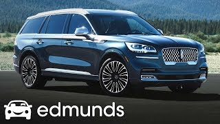 2020 Lincoln Aviator Jumps Into the Luxury SUV Crowd | Edmunds