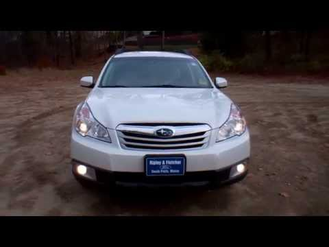 best price 2012 awd subaru outback wagon for sale near portland me youtube. Black Bedroom Furniture Sets. Home Design Ideas