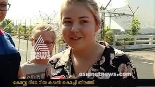 European Costa Riviera cruise ship reaches Kochi