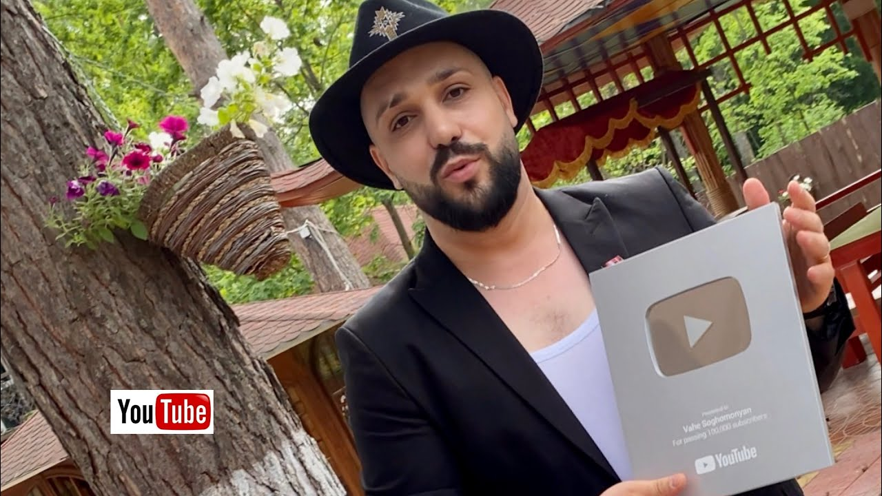 Vahe Soghomonyan - [Серебряная КНОПКА YouTube!] //NEW// 2020