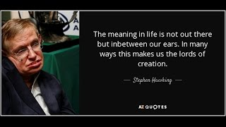 Stephen Hawking's Grand Design .The Meaning of Life Full Episode