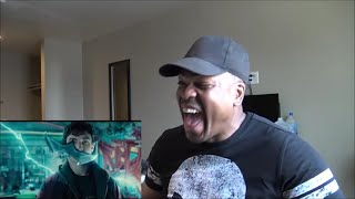 JUSTICE LEAGUE - Official Comic-Con Trailer REACTION!!!