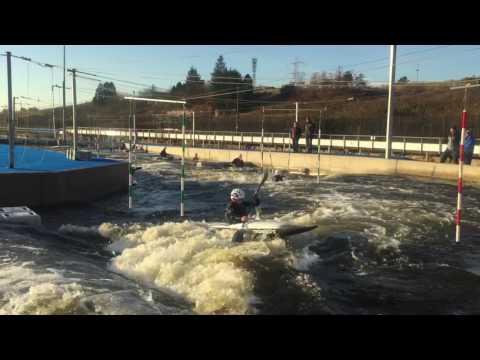 Glasgow water sports