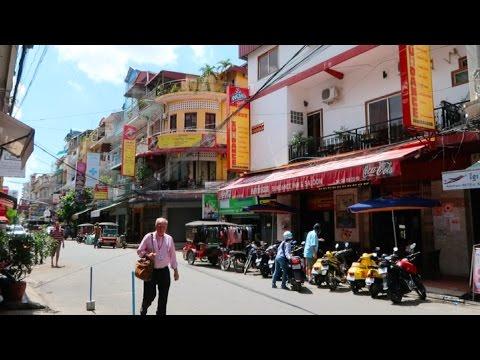 Cambodia Day Scenes - Sept 2016