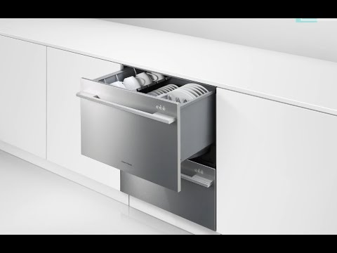 Fisher & Paykel Dishdrawer Dishwasher - The Best Dishwasher To Buy