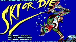 Ski or Die (PC/DOS) 1990, Electronic Arts