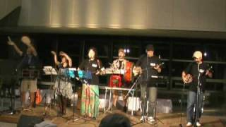 「なんくるないさーチャンプルーズ」は北海道釧路で活動している沖縄音...